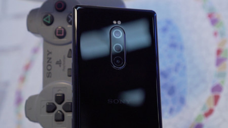 Sony Xperia 1 Mando