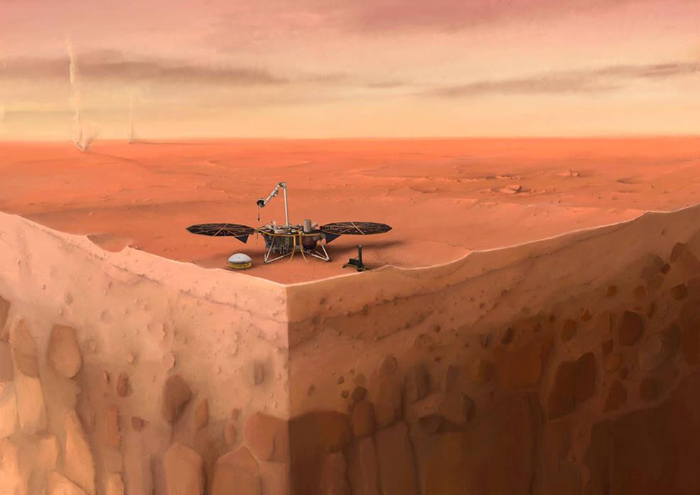 La NASA da por perdida la misión InSight en Marte: la