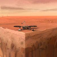 """La NASA da por perdida la misión InSight en Marte: la """"excavadora marciana"""" fracasa en su intento de perforar el planeta"""