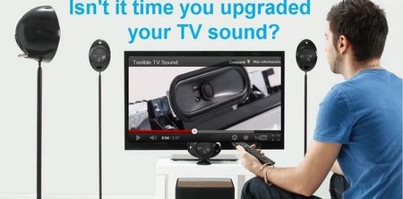 Clarity quiere informar al consumidor sobre el sonido de baja calidad de las pantallas planas