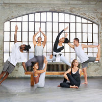 Nike lanza su nueva colección de Yoga con un nuevo tejido: Nike Infinalon