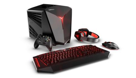 Nuevas PC para gaming de Lenovo: compactas y listas para la realidad virtual