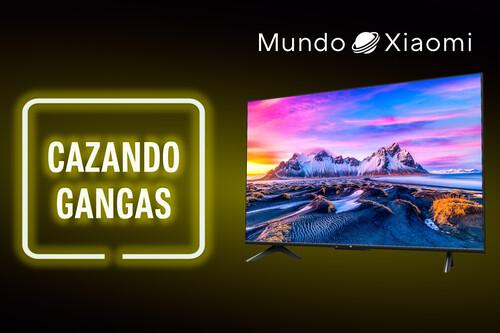 Cazando Gangas: la nueva Mi TV P1 rebajadísima, el Mi 11 Lite de oferta y con regalo y otros ofertones en iluminación y domótica Xiaomi