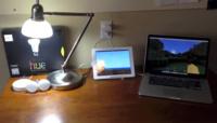 Recrean los ciclos de luz de Minecraft en una habitación usando Philips Hue