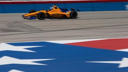 Fernando Alonso 500 Indianapolis 2019 2