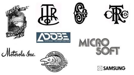 Once logos relacionados con la tecnología a lo largo de su historia: así han cambiado