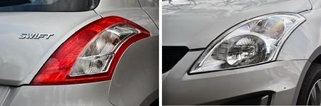 Suzuki Swift Gls Detalle