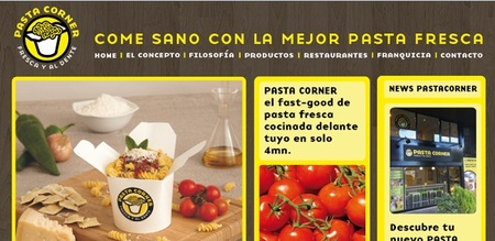 3x2 en restaurantes Pasta Corner, ¡solo hasta el viernes!