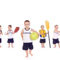 ¡A ponerse en forma! 15 beneficios del deporte para niños