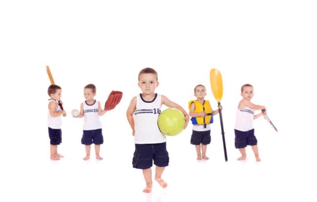 Beneficios deporte niños