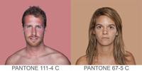 Angélica Dass compara la tonalidad de la piel con la guía Pantone: ¿Sabes qué color Pantone eres?