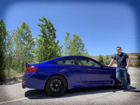 Entrevista Miguel BMW M4