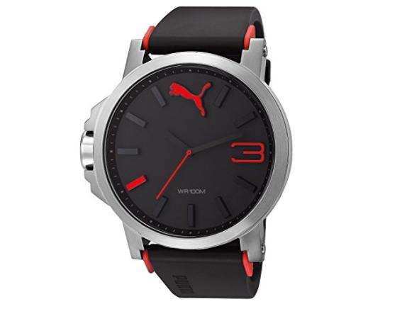 Este elegante reloj Puma está ahora a la venta por 55,15 ...