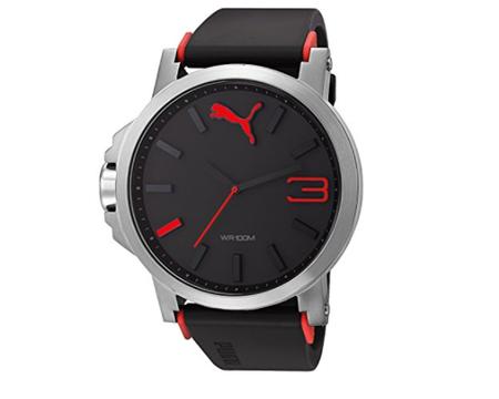 Este elegante reloj Puma está ahora a la venta por 55,15 euros en Amazon con envío gratis
