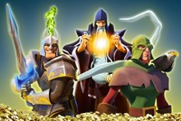 'The Mighty Quest for Epic Loot': primer contacto