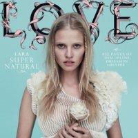 Las otras cinco caras de Love Magazine: ¡Lara, te adoramos!