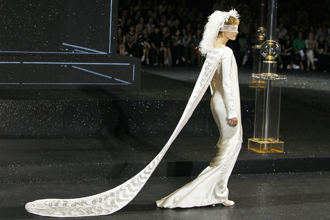 Foto de Todas las imágenes de Chanel Alta Costura Otoño-Invierno 2011/2012 (11/22)