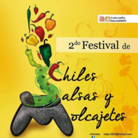 Da inicio el 2do Festival de Chiles, Salsas y Molcajetes