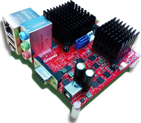 Gizmo AMD SoC