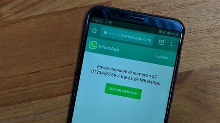 Cómo enviar mensajes de WhatsApp a cualquier número sin añadirlo a la agenda de contactos