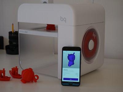 Witbox Go!, análisis: imprimir en 3D desde el móvil nada más sacar de la caja es una realidad (pero limitada)