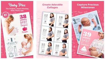Apps Fotos Embarazo Baby Pics