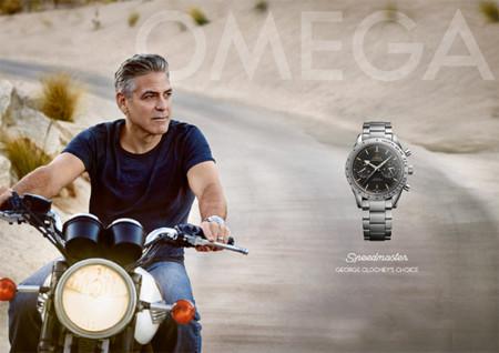 George Clooney, embajador de la nueva campaña de Omega
