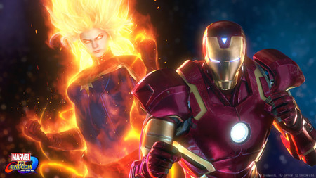 Marvel vs. Capcom: Infinite revela en su nuevo gameplay el regreso del Capitán America y Morrigan