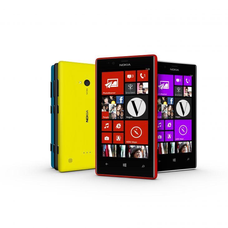 Foto de Nokia Lumia 720 (1/5)