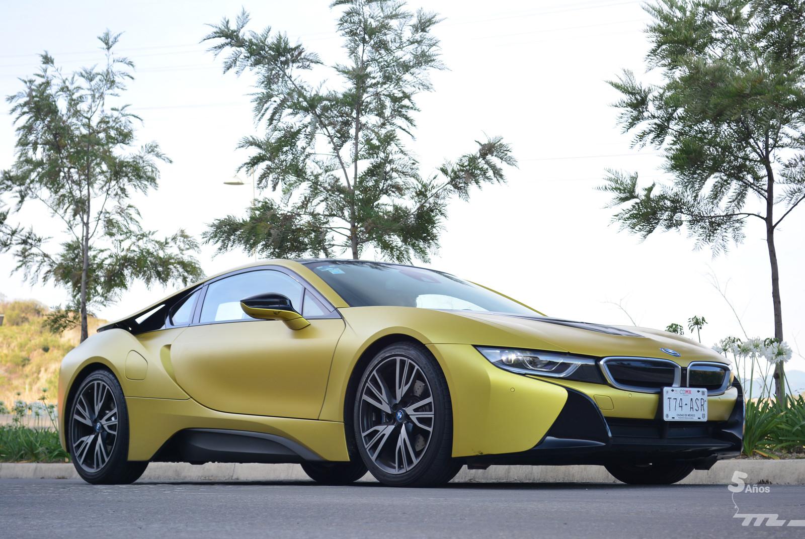 Foto de BMW i8 Protonic Frozen Yellow 2017 (1/21)