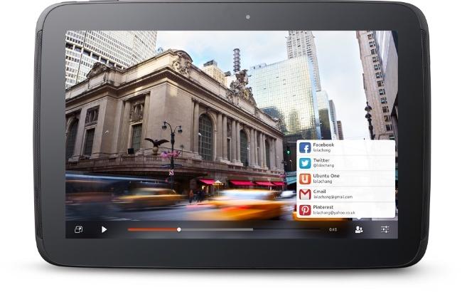tablet ubuntu canonical