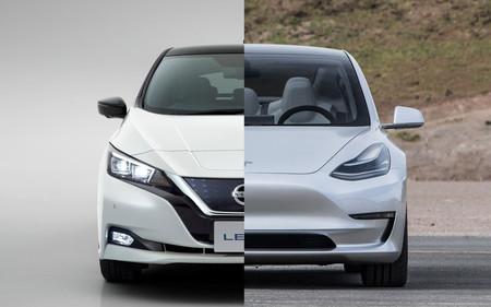 """¿Van a convertirse los Nissan/Renault """"de la calle"""" en Tesla, o van los Tesla """"premium"""" a convertirse en Nissan?"""