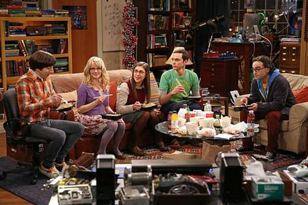 'The Big Bang Theory' renueva por ¡tres temporadas más!