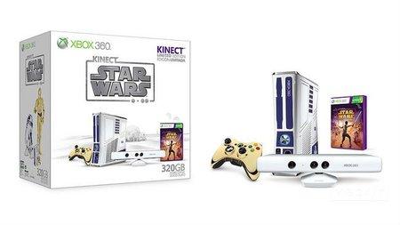 Vas a desear la Xbox 360 edición limitada Star Wars con todas tus fuerzas [SDCCI 2011]