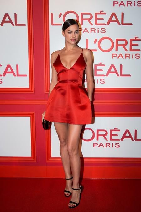 Irina Shayk de Dior