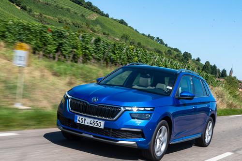 Probamos el Škoda Kamiq 2019: el primo hermano del Arona saca buena nota en habitabilidad y soluciones prácticas