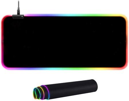Mouse pad con RGB en el Hot Sale 2021