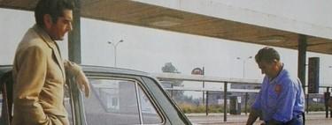 Estas eran las locuras más grandes contra la seguridad vial en un coche en los años 80