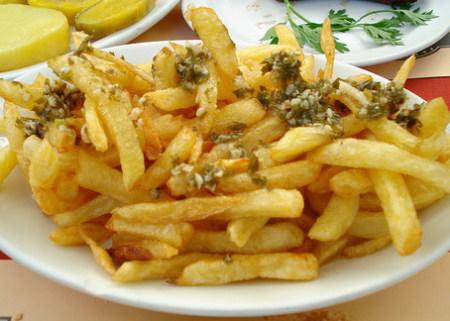 ¿Por qué nos atraen las patatas fritas?