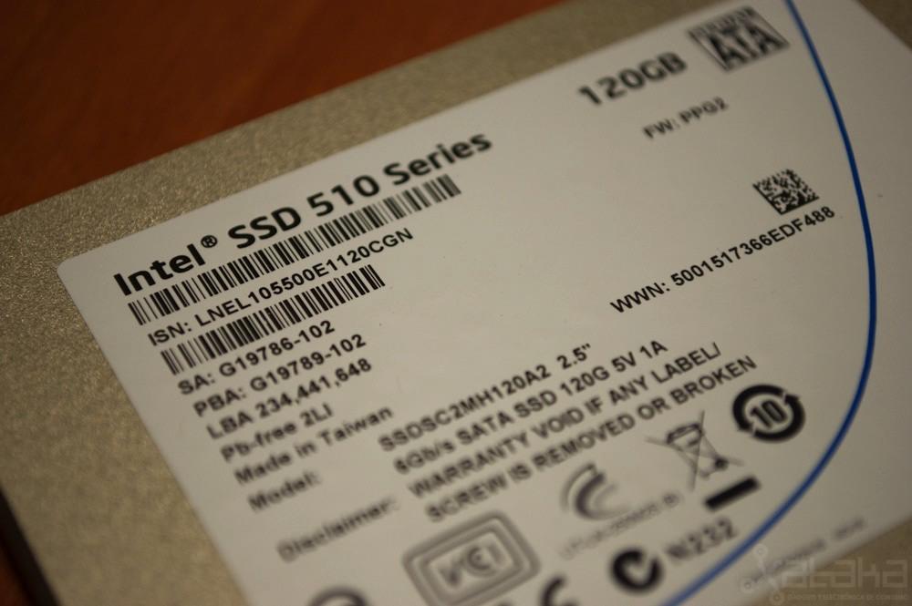 Foto de Intel SSD 510 (10/13)