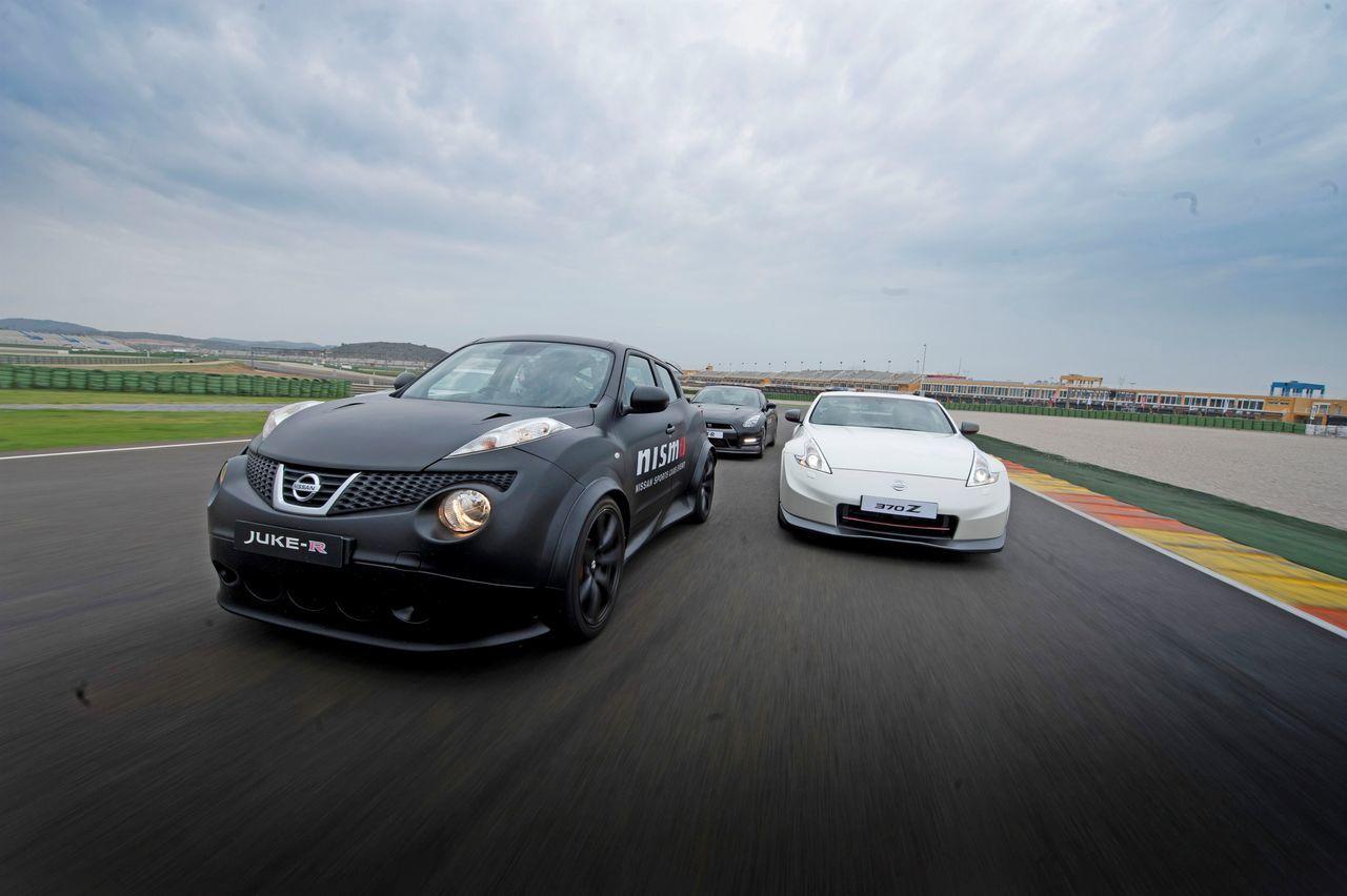 Foto de Gama deportiva Nissan (39/50)
