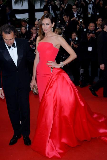 Nieves Alvarez Cannes 2013