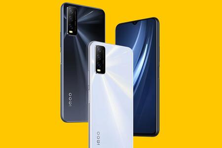 Vivo iQOO U1x: mucha batería y Snapdragon 662 en el móvil más barato de la casa hasta la fecha