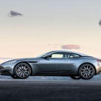 Así se muestra el Aston Martin DB11 horas antes de su estreno en Ginebra