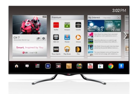 Google TV recibe Jelly Bean