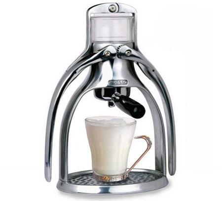 Cafetera ecológica de Presso