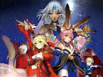 Preparen sus espadas, Fate/Extella ya tiene fecha de salida en Norteamérica