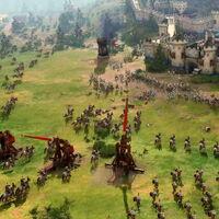 El imperio francés y chino luchan en pie de guerra durante 38 minutazos de gameplay de Age of Empires IV