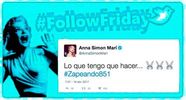 #FollowFriday de Poprosa: la primavera tiene a los famosos pegados a Instagram