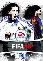 Desvelada la portada de 'FIFA 08'
